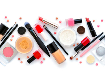 如何銷毀化妝品?